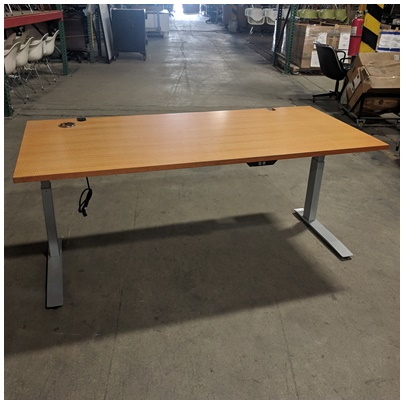 WORKRITE SIT-STAND TABLE