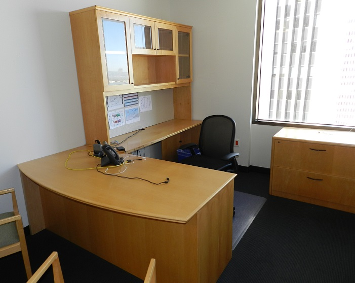Creative Wood Right Hand L Desk W Box