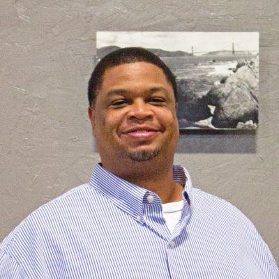 Stephen Hinton (Warehouse & Inventory)